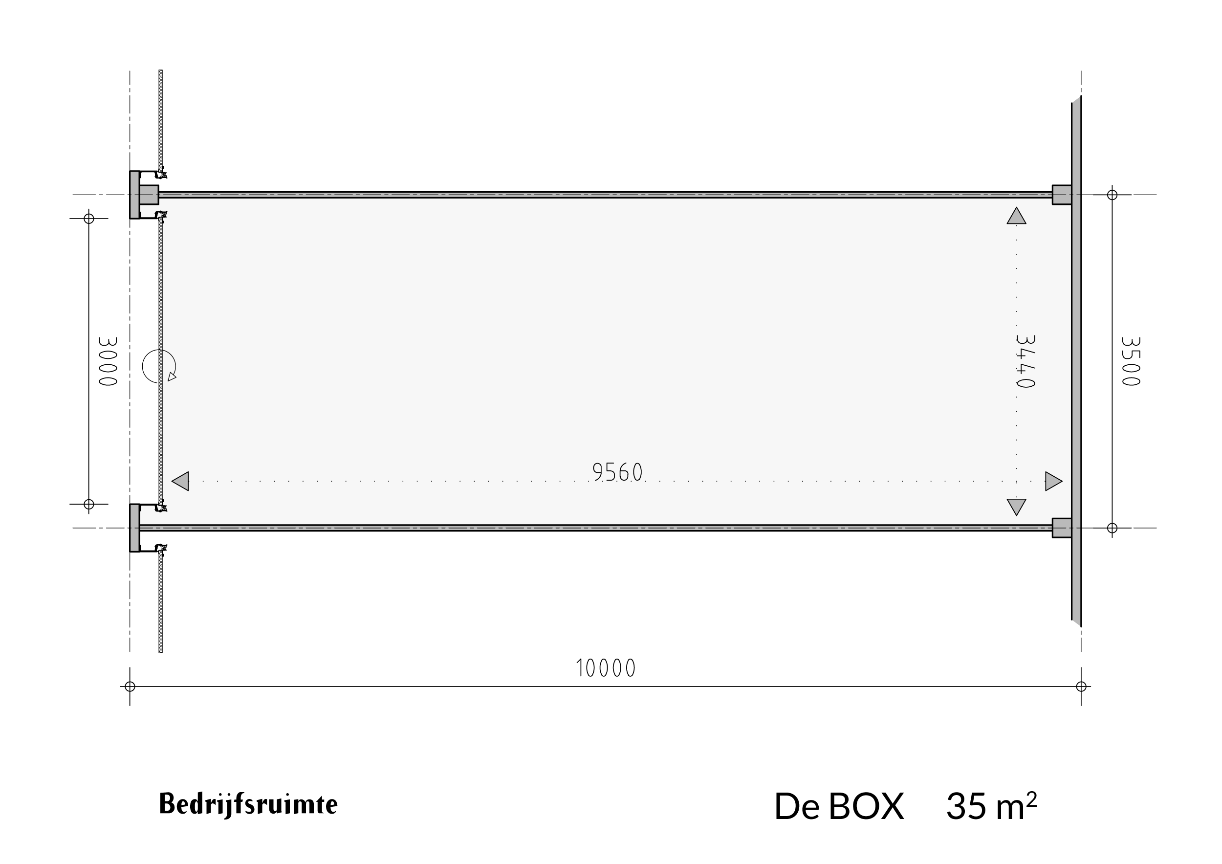 1908099 Plattegronden Verkoop 35mtr NL liggend