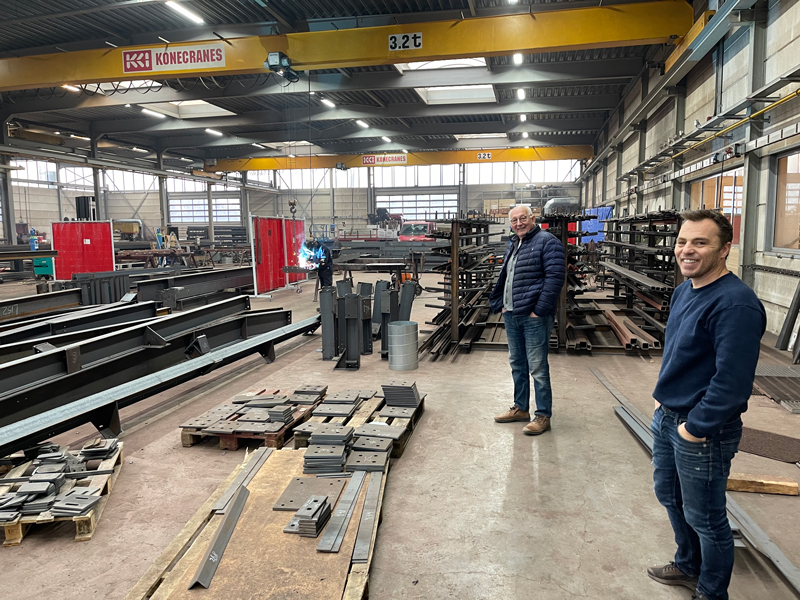 staalproductie in volle gang 2021 01 05 13
