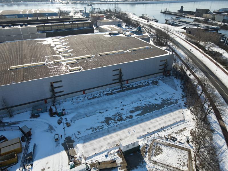 12 02 21 bouwterrein sneeuw 03