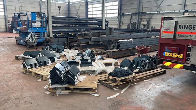 16 03 21 staalconstructie in de maak 03