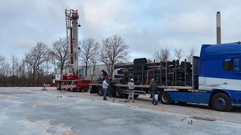 22 03 21 begin bouw staalconstructie 02