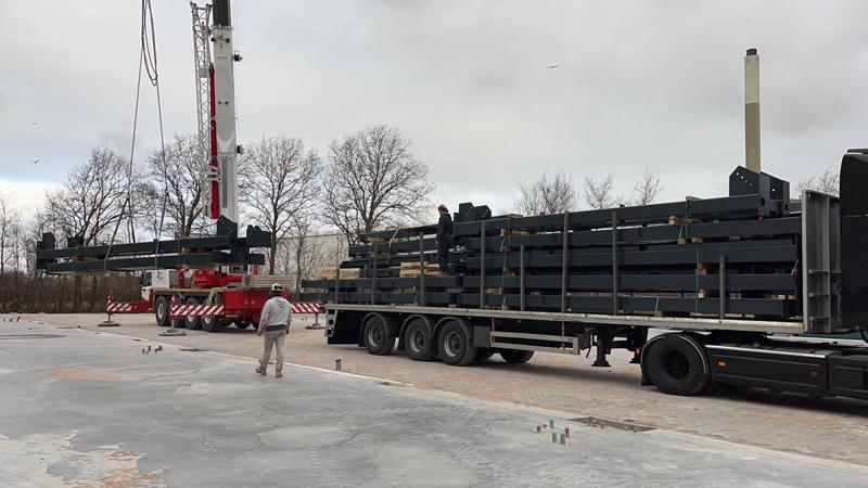22 03 21 begin bouw staalconstructie 06