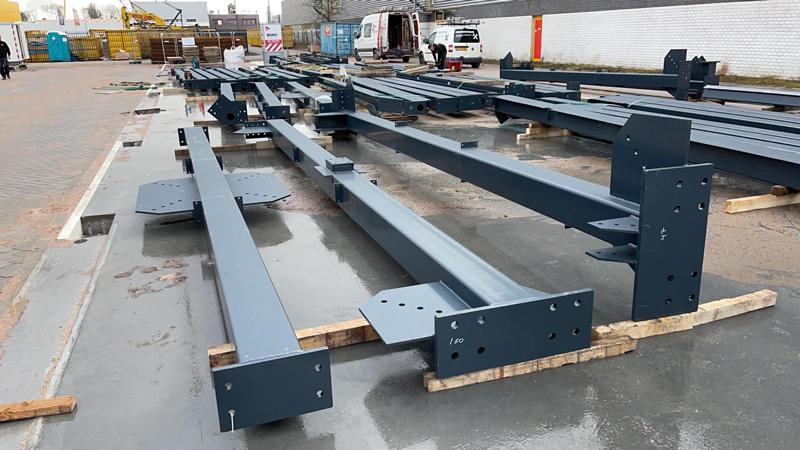 22 03 21 begin bouw staalconstructie 10