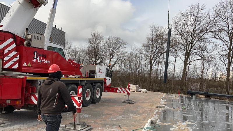 22 03 21 begin bouw staalconstructie 13