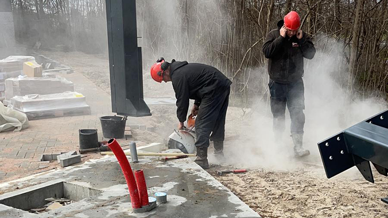 22 03 21 begin bouw staalconstructie 16