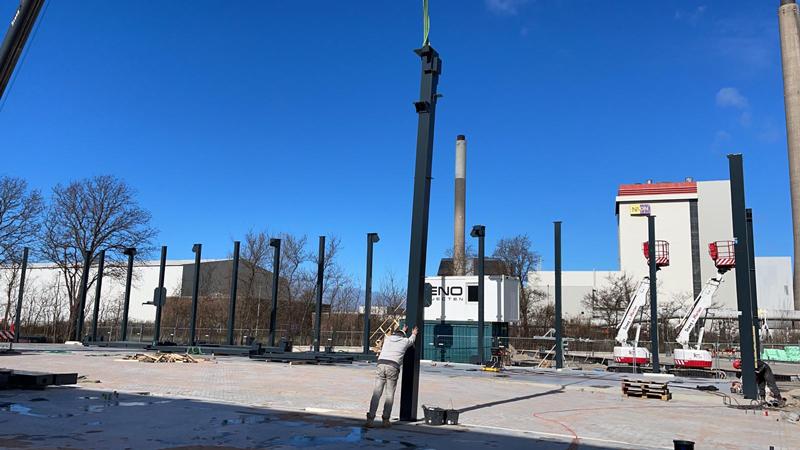 22 03 21 begin bouw staalconstructie 34
