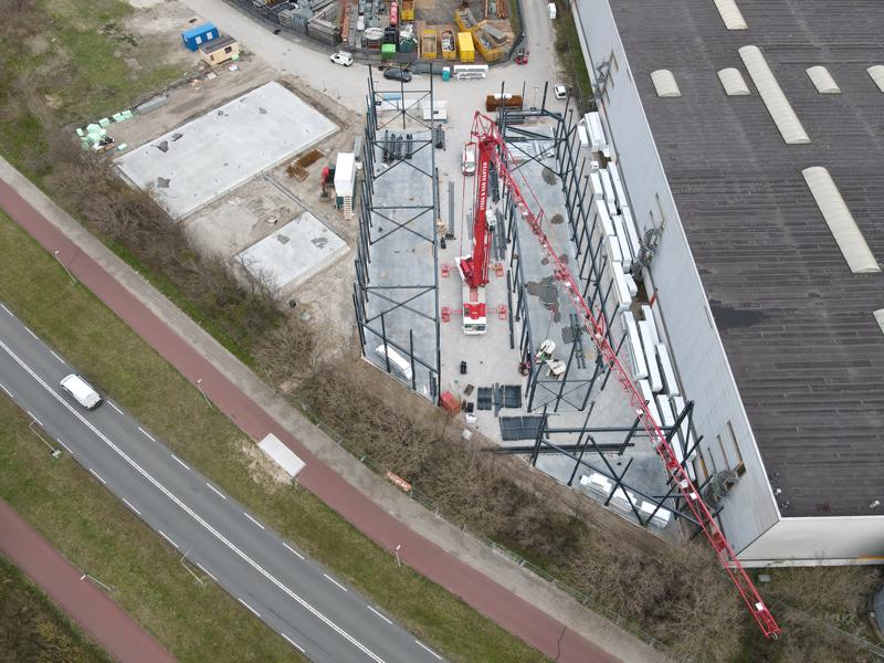 09 04 21 bouw staalconstructie 09