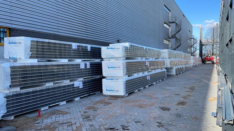 13 04 21 plaatsen betonplaten verdiepingsvloer 21