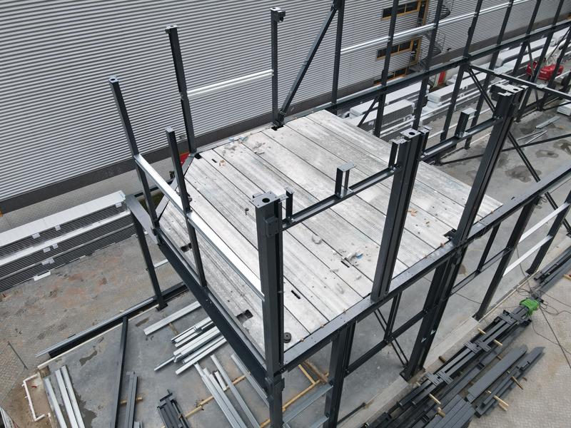 13 04 21 plaatsen betonplaten verdiepingsvloer 34
