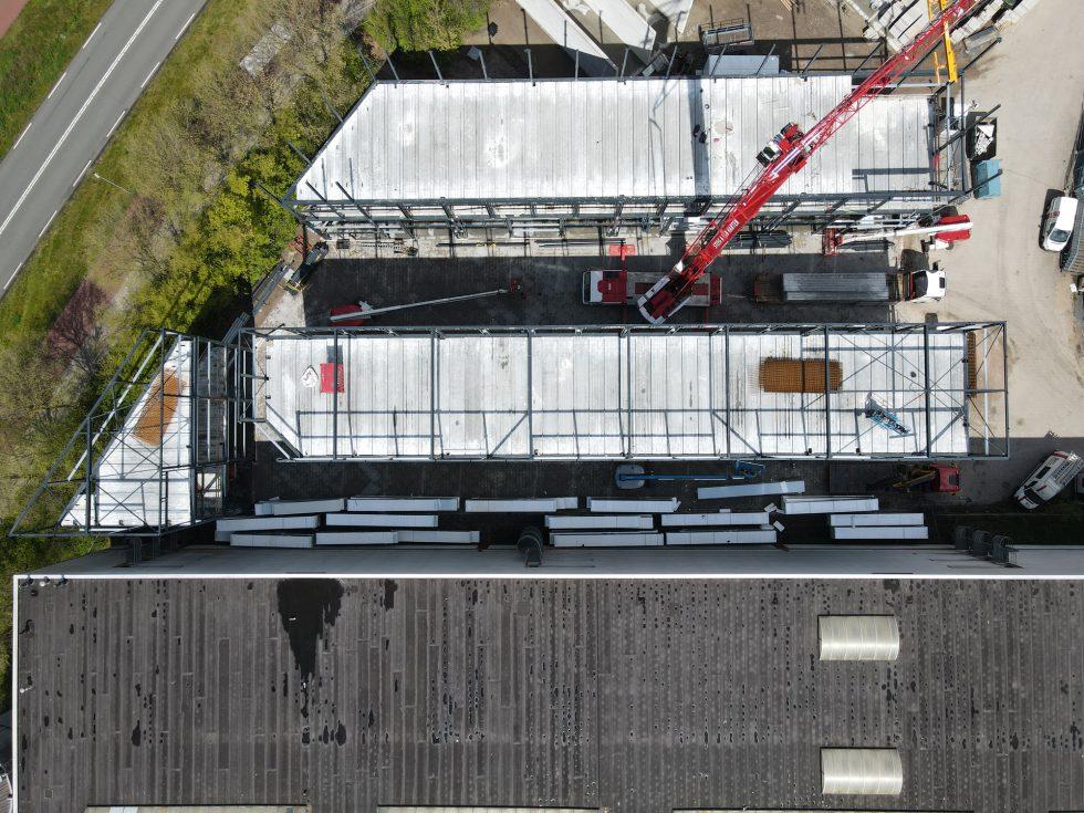 11 05 21 aanbrengen staal 2de verdieping 05